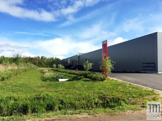 Industrieel te Brecht Sint-Lenaarts