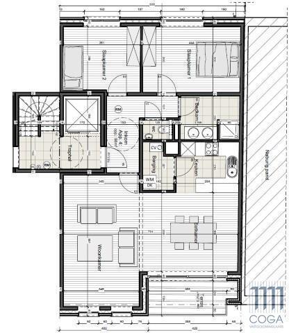 Appartement te Brecht Sint-Job-In-'t-Goor